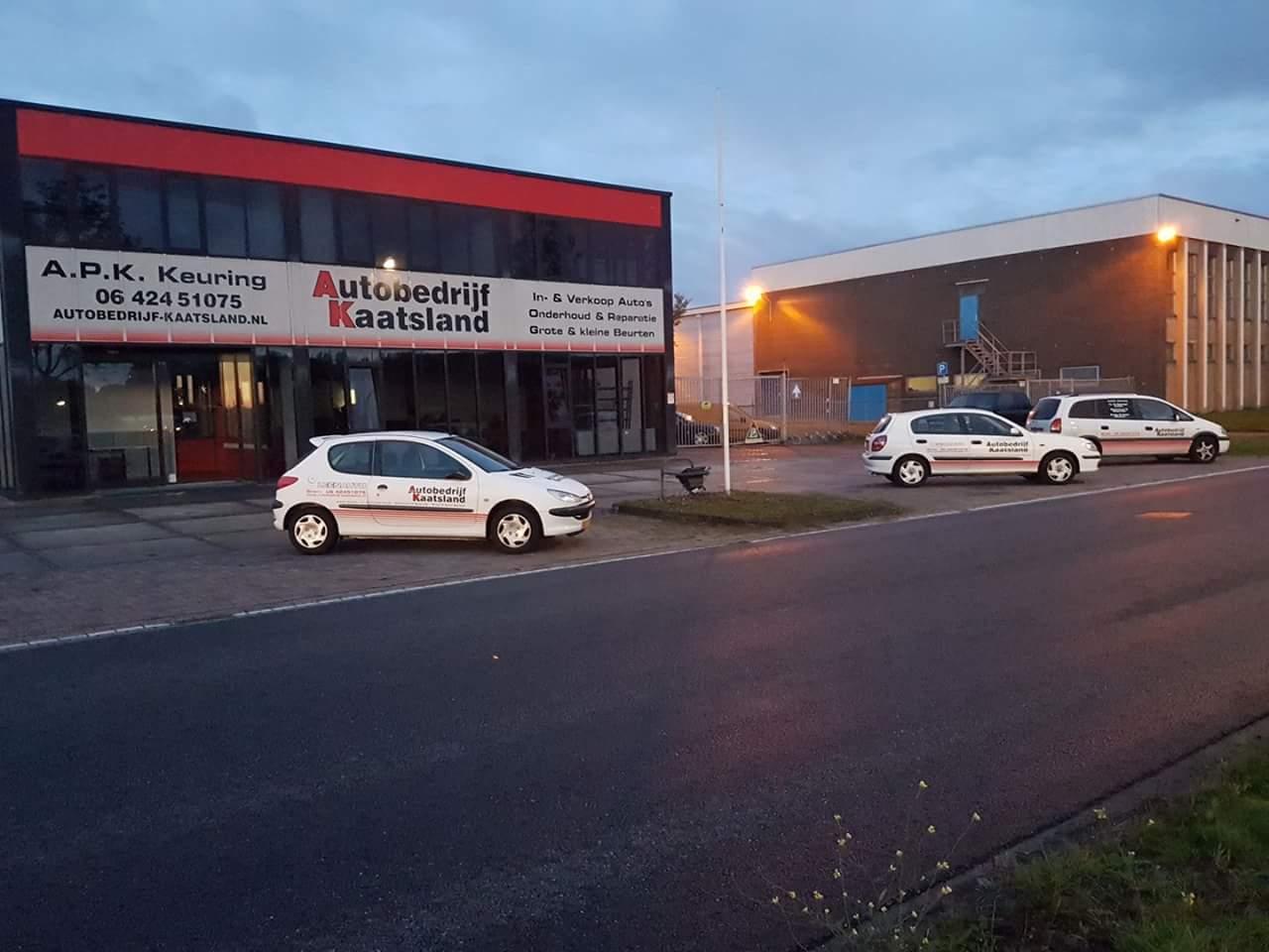 Autobedrijf Kaatsland Apk Onderhoud En Verkoop
